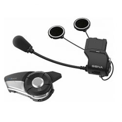 Sena 20S Evo Motorcycle Bluetooth Communication System Review