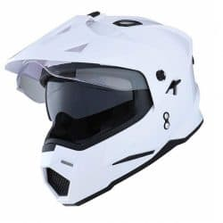 1Storm Dual Sport Motorcycle Motocross Off Road Full Face Helmet Review