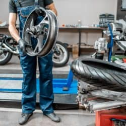 How to Change and Balance Your Motorcycle Tire