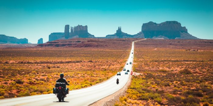 Best Motorcycle Roads in the USA: Top 14 Destinations