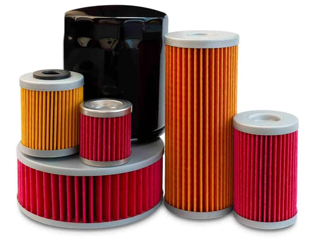 Engine filters