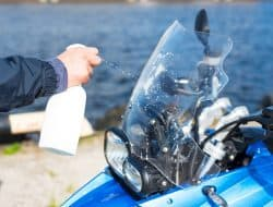 The Best Motorcycle Windshield Cleaners in 2021 Reviewed & Compared